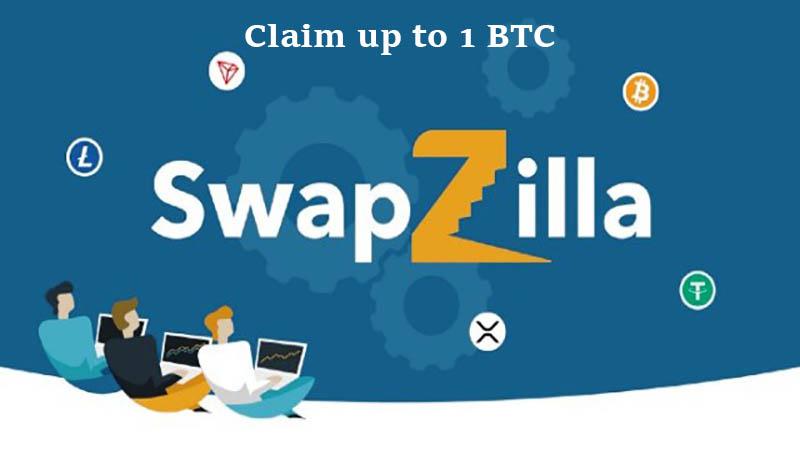 Swapzilla-Airdrop