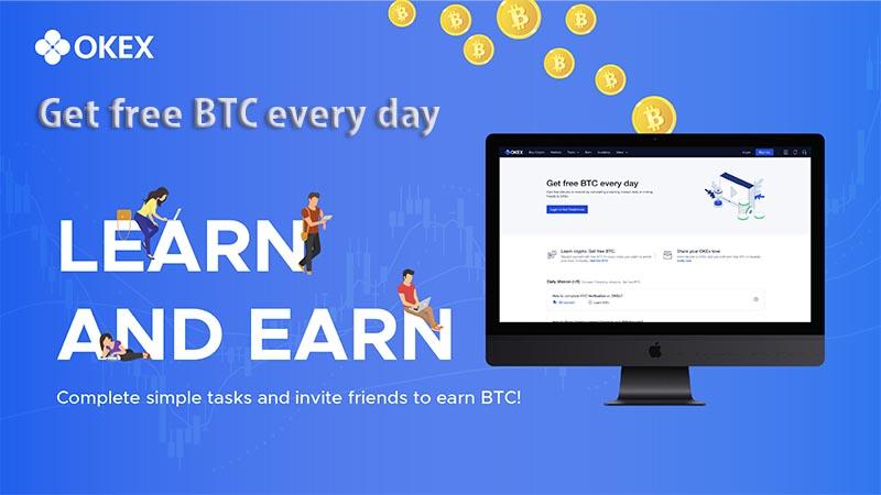 okex free bitcoin