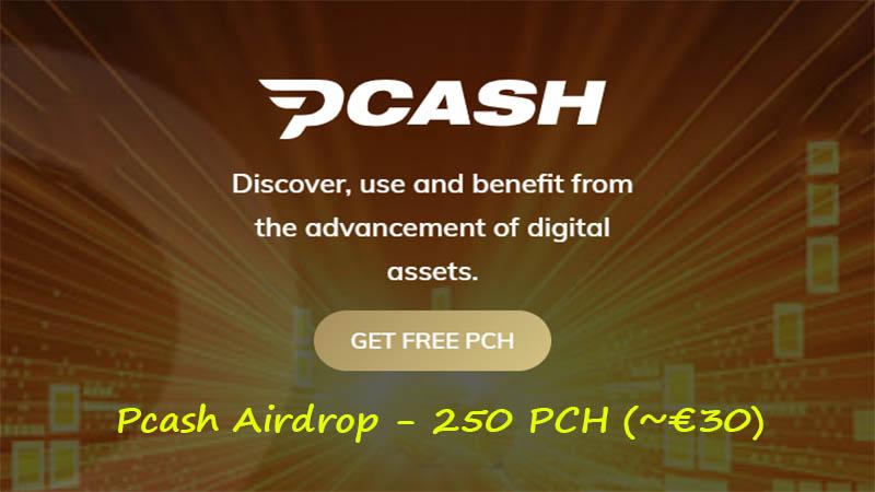 Pcash-airdrop